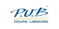 logo Librairie PUB